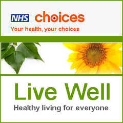NHS Live Well